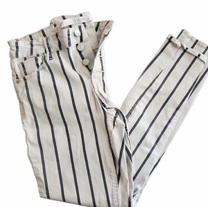 Tinseltown Striped jeans size 2